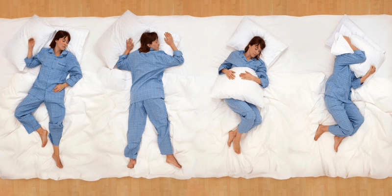 How important is sleep? Let me put it this way. If you want to improve your quality of life in every way, sleep should be at the top of your list. You will look better, feel better, and live longer. Sleeping on your side can prevent snoring and improve sleep.