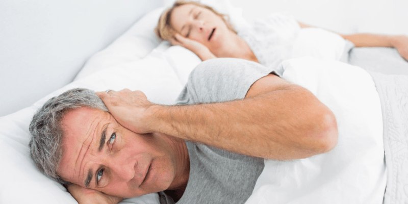 Snoring is the enemy of a good night's sleep. How important is sleep? Let me put it this way. If you want to improve your quality of life in every way, sleep should be at the top of your list. You will look better, feel better, and live longer.