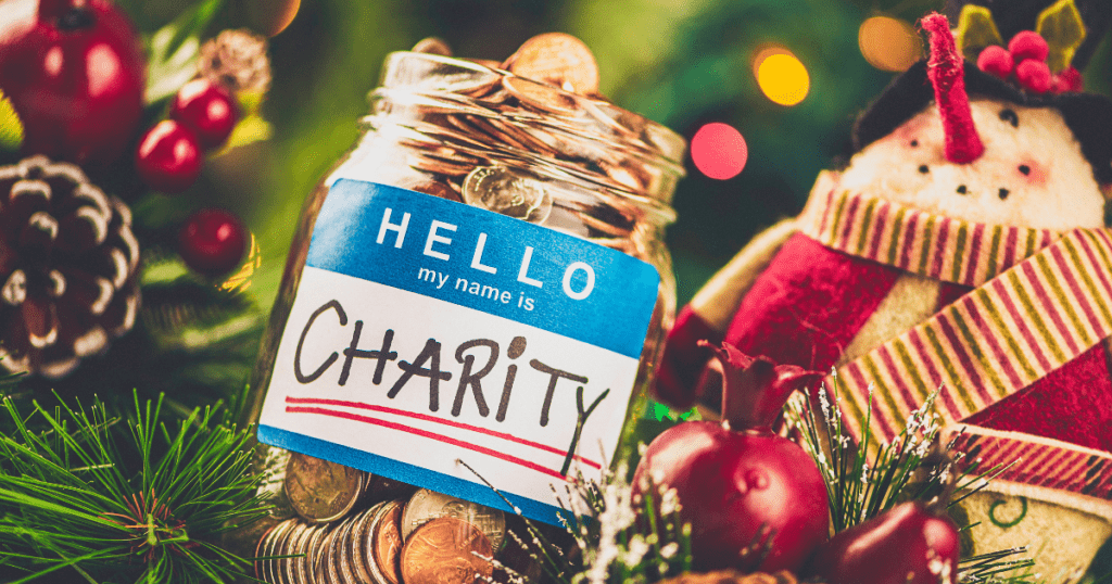 The holidays are here, just when we need them most. Let's light up the world with holiday joy! It feels so good to give, look for little ways to be generous every day.